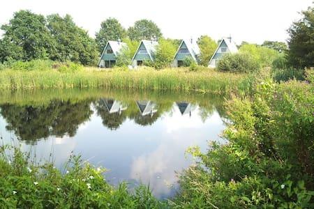 Natuurlijk genieten in Friesland! - Twijzelerheide - Zomerhuis/Cottage