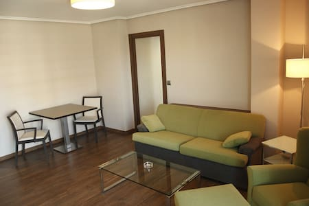 Apartment in the heart of Zaragoza - Huoneisto