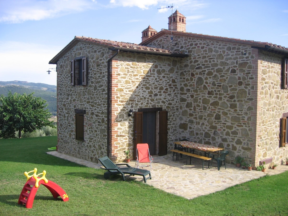 House in Panicale by owner