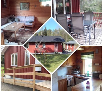 Charming holiday amidst nature - Zomerhuis/Cottage