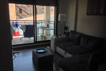 Private bedroom in well located and new appartment - Apartmen