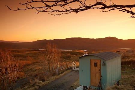 Skye Shepherd Huts, Bothan Beileag - Hutte