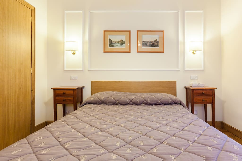 camera doppia - double bed room