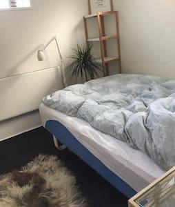 1 basement bedroom - Odense - Bed & Breakfast