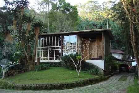 Sítio Parque Nacional de Itatiaia - Dom