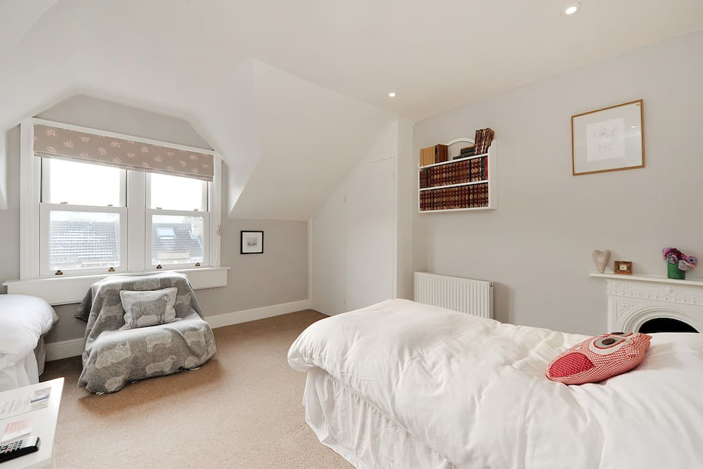 Two luxury rooms in Central Bath