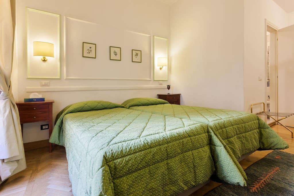 DOMUS MAZZINI B&B your Home in Rome