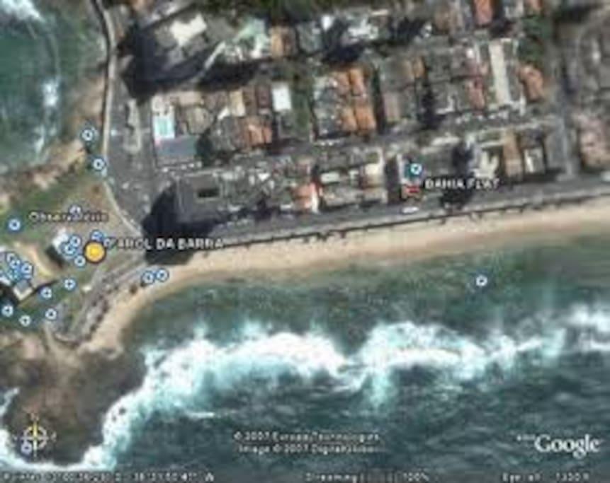 Apartment Bahia Flat - Barra