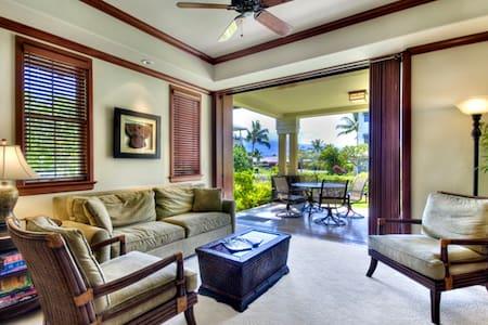 Luxury Beach Front Villa - Kolea! - Puako