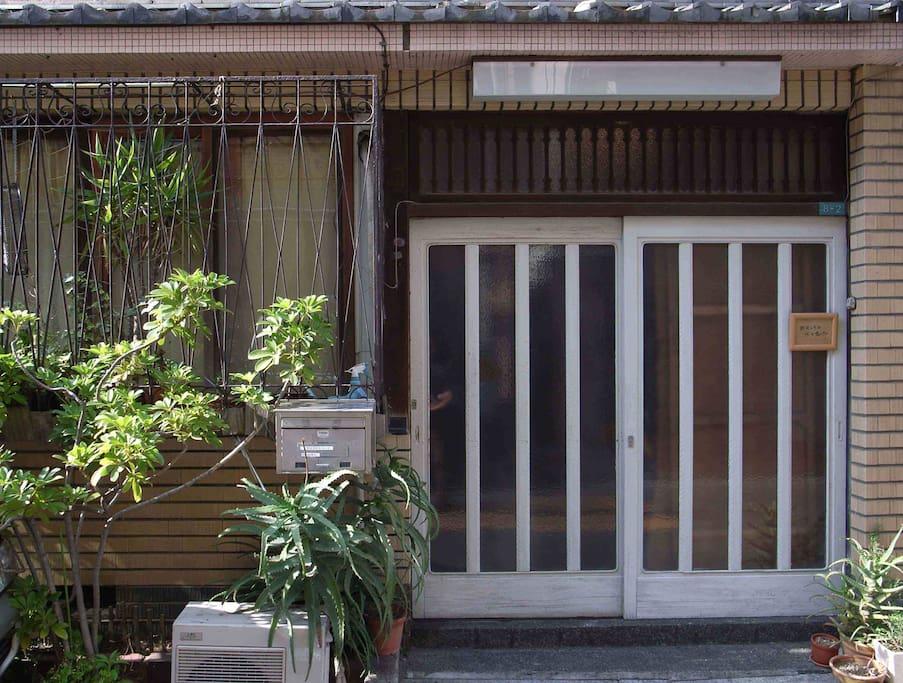 Nakano-Shimbashi Share House #101