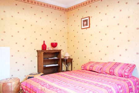 Private room with bathroom 2 or 3 p - Deuil-la-Barre