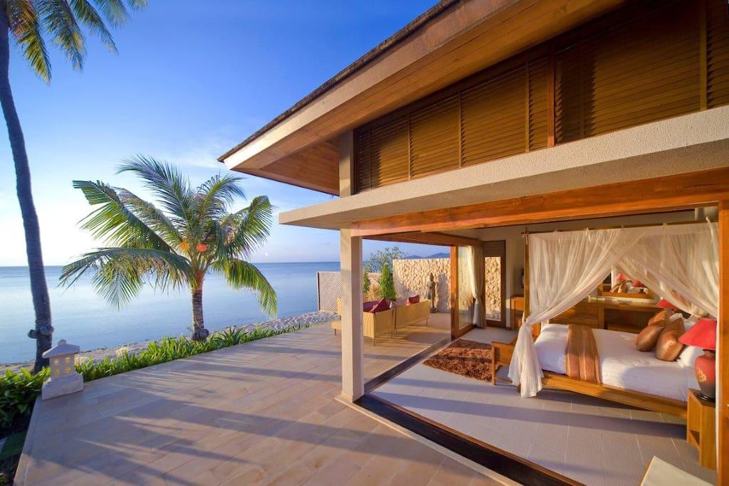 BeachFront+ Kids+ PoolFence+ Luxury