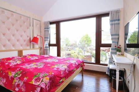 可停车,滇池景区观景别墅公寓大床房 - Kunming