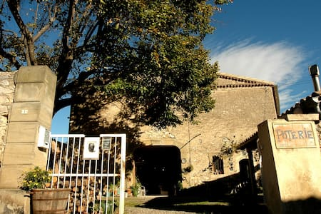 Sweet BB at Potter's studio - Caunes-Minervois - Bed & Breakfast