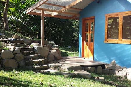 Casa Shangri La on the Rio Chirripo - San Isidro de El General - House