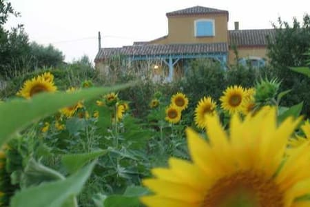 Beautifull villa (South of France) - Bed & Breakfast