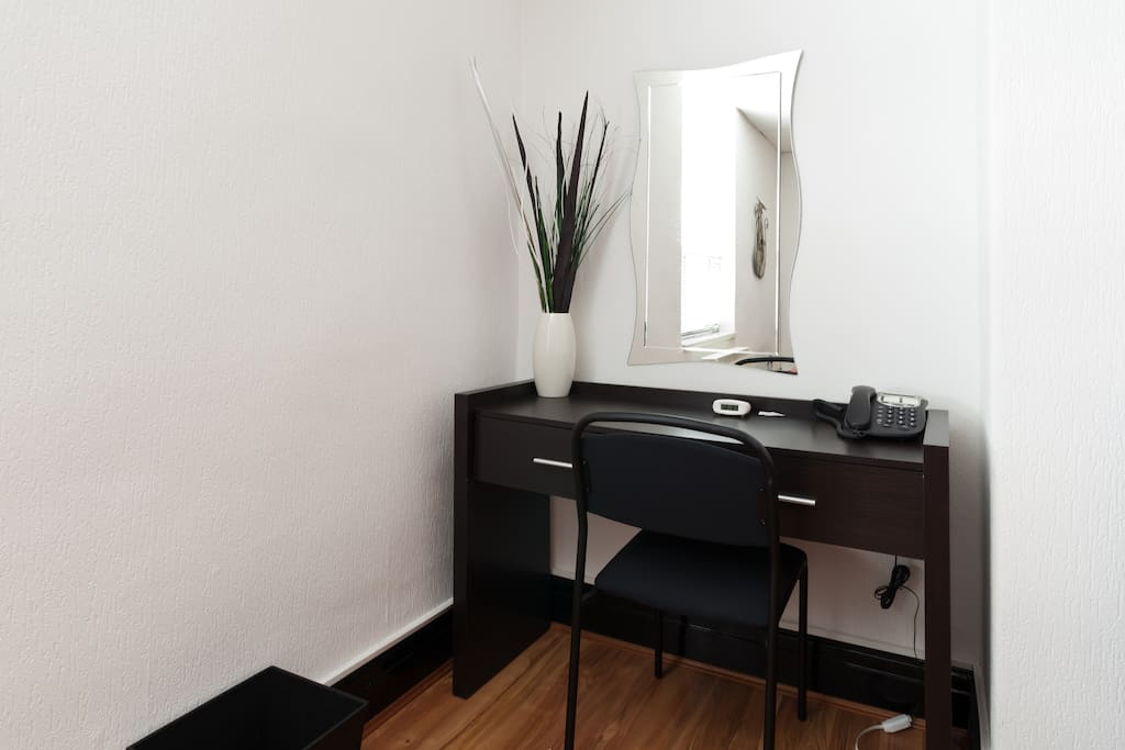 Manchester Centre Double Room