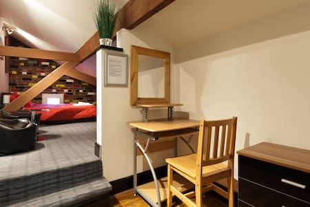Manchester Centre Hotel The Loft - Manchester - Bed & Breakfast