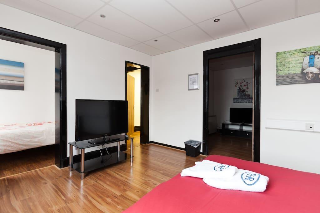 Manchester Centre Superior Suite