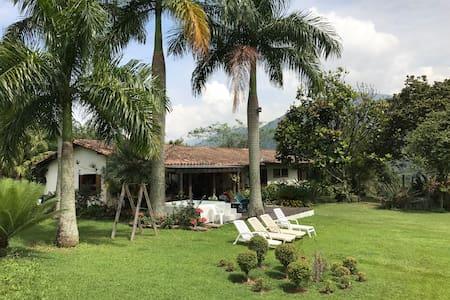 Casa de campo en el suroeste Antioqueño - Fredonia