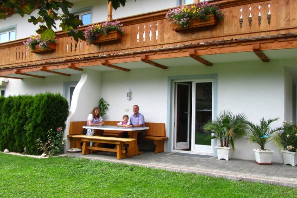 Apartment Claudia in Going - Tyrol