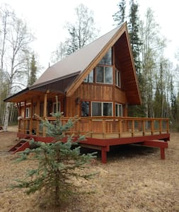 Charming Alaska A-Frame - Willow - Zomerhuis/Cottage
