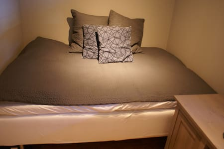 Nice bedroom in Vestby - Vestby - Condominium