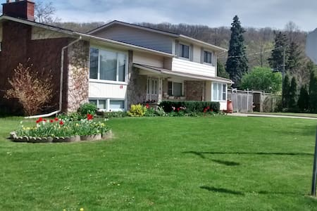 Private spacious suite in a house! - St Catharines - Apartment