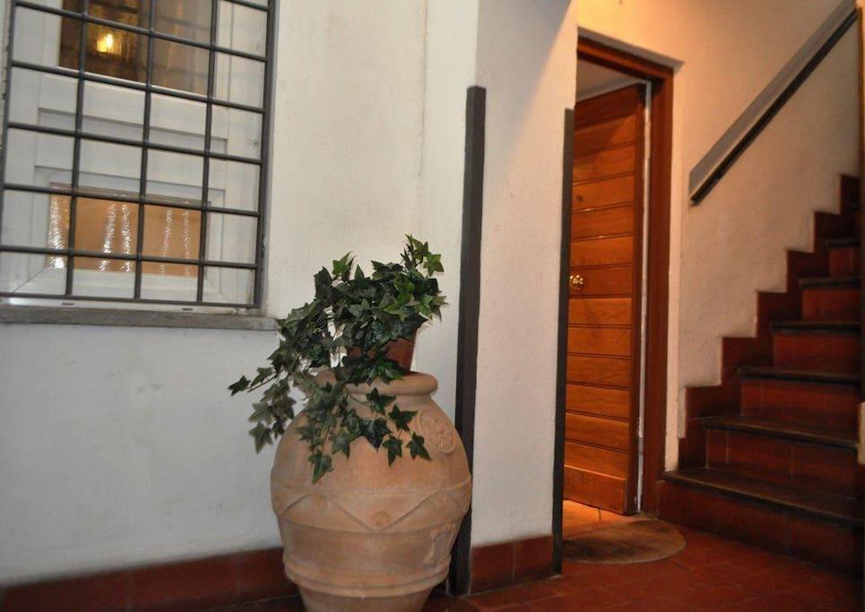 Flatinrome Trastevere 9