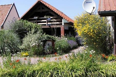 Gîte au coeur de la Baie de Somme - Favières - Chalet