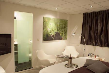 Indy Room near Biesbosch wetlands - Szoba reggelivel