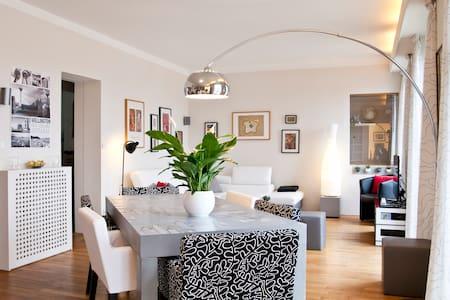 80 m2, vue imprenable sur la Loire  - Nantes