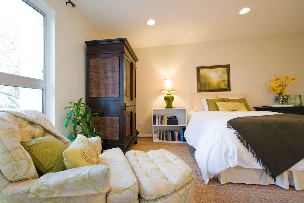 Culver CityOasis w/private suite