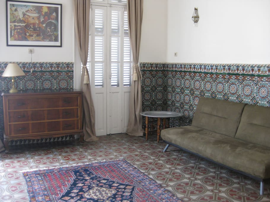 Charming appartment in Tangier