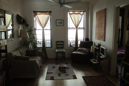 Room in Spacious East Village Apt.