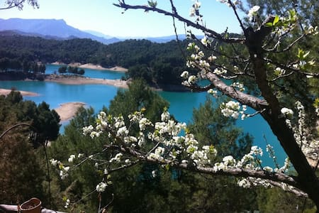 Hse Nr. Caminito del Rey,lakes,pool