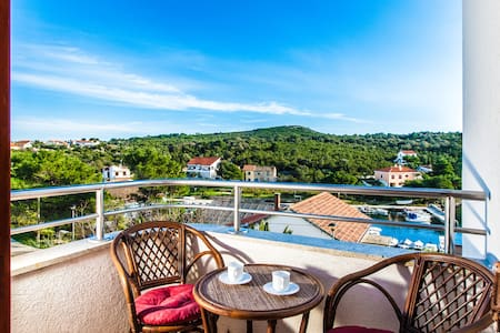 Apartments Mia,island Molat - Flat