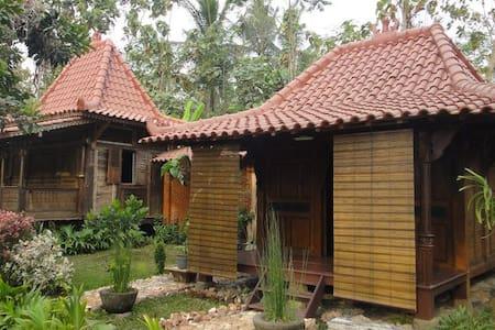 B&B Bungalow Borobudur,Magelang - Bungalow