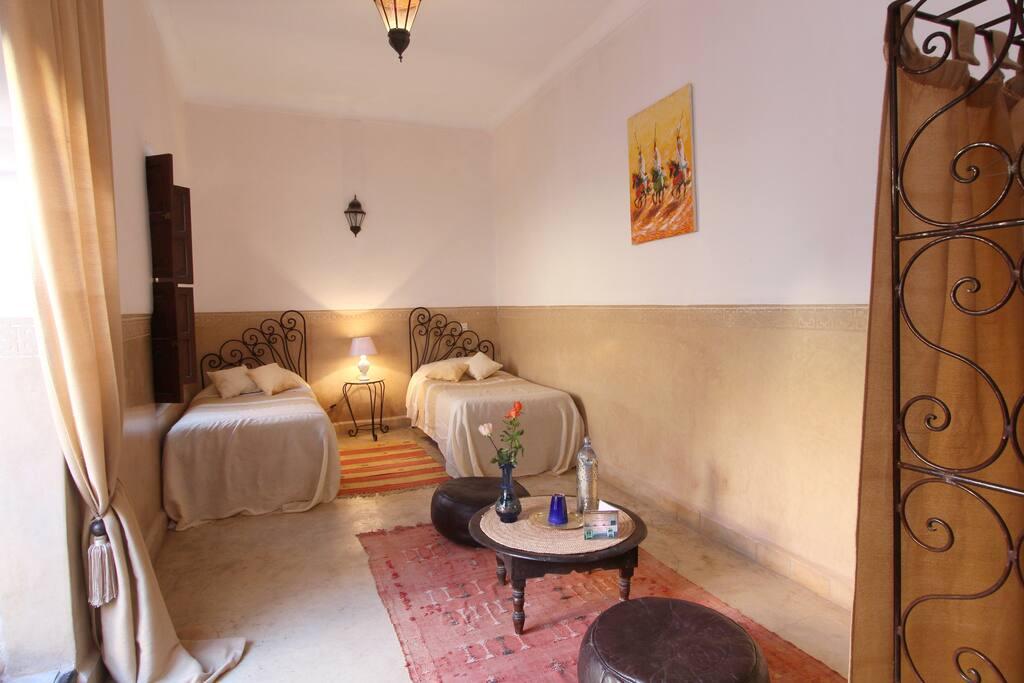 Room Saadiennes
