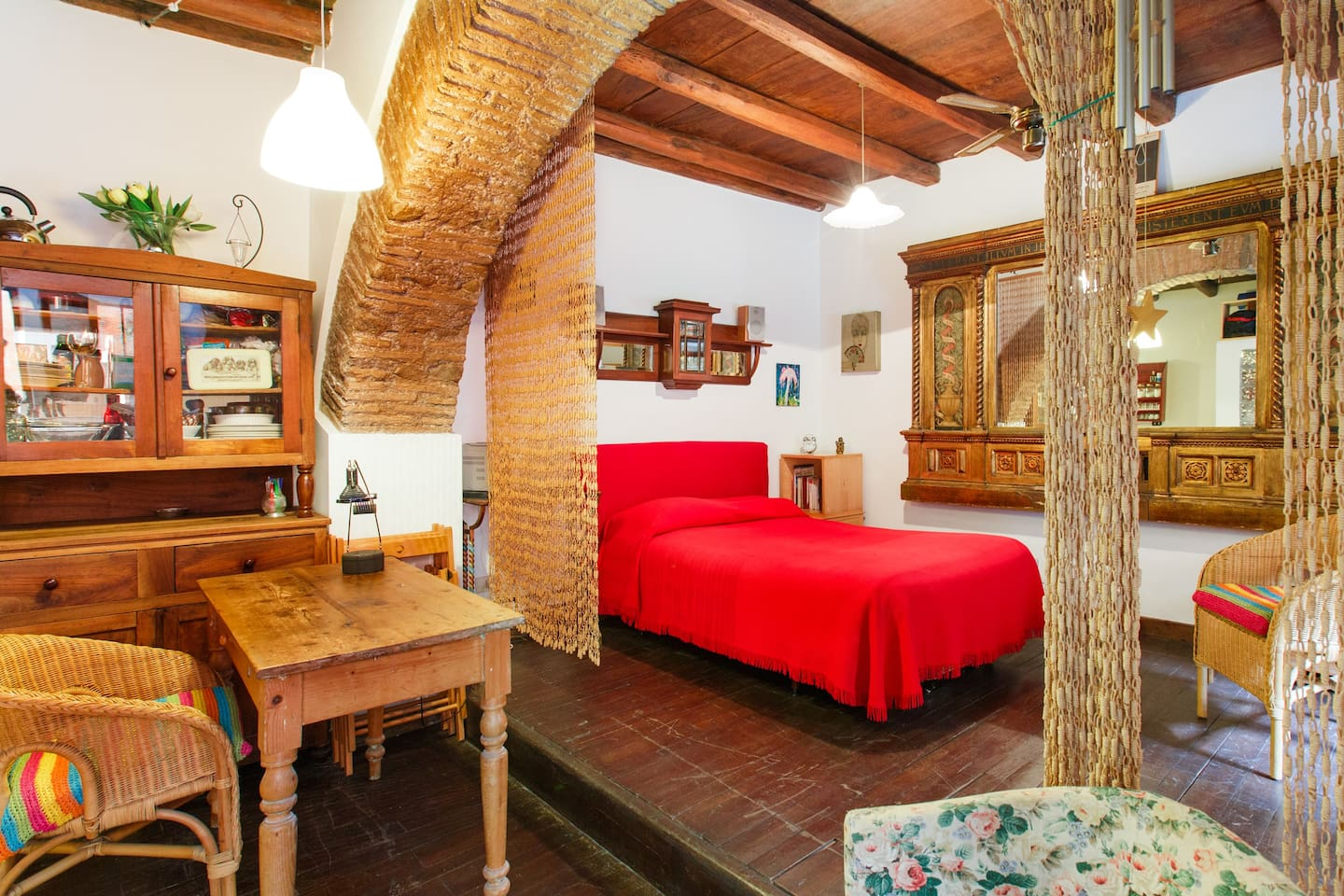 Nice apartment in Trastevere