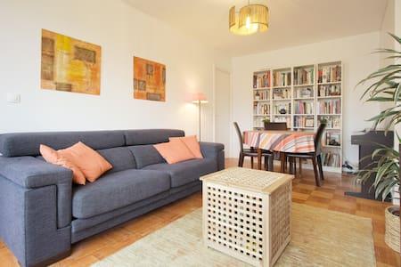 Quiet and sunny room - Paris - Apartment