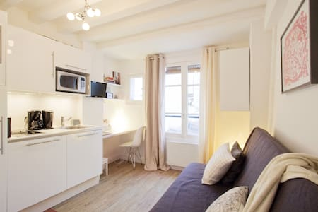 Lovely apartment in heart of Paris