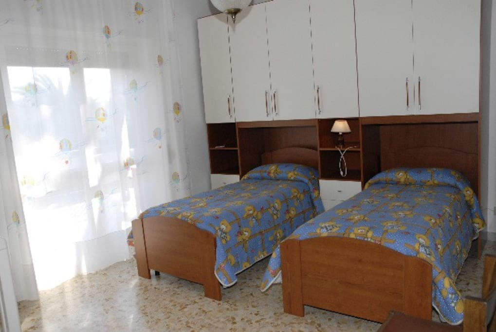 Villa at 100 meters from the sea