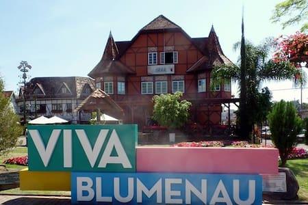Conforto perto do centro - Blumenau - Wohnung