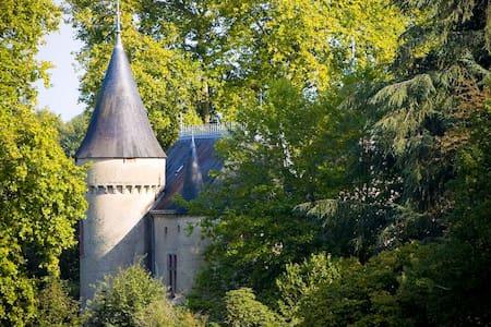 Honeymoon Suite at Chateau Ribagnac - Saint-Martin-Terressus
