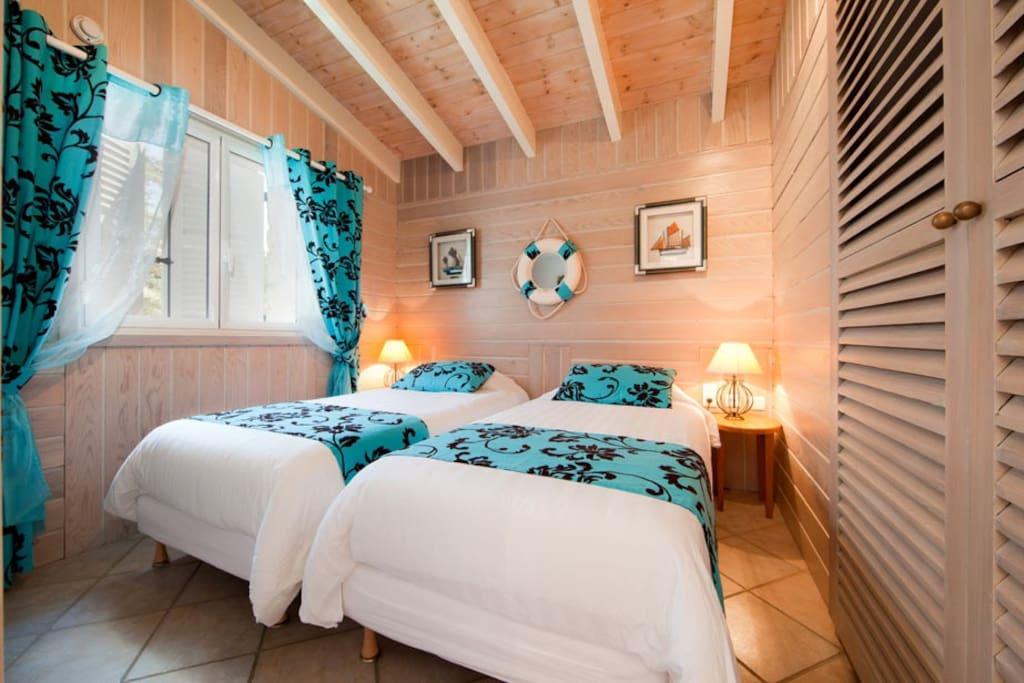 La deuxième chambre / The second bedroom
