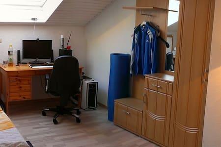 Möblierte Zimmer  - Hohenbrunn - House