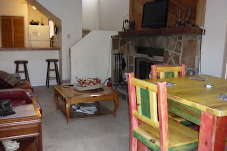 Caribou Condo (CLOSE TO SKI APACHE) - Chalet