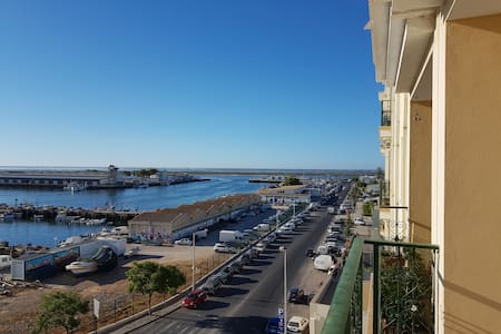 RIA FORMOSA  VIEW IN OLHAO - Olhão - Apartment