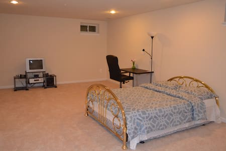 Entire basement for rent at White Marsh - White Marsh
